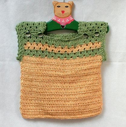 Petit top au crochet