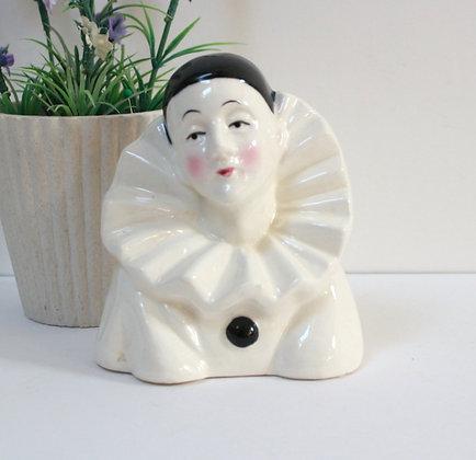 Petit buste Pierrot