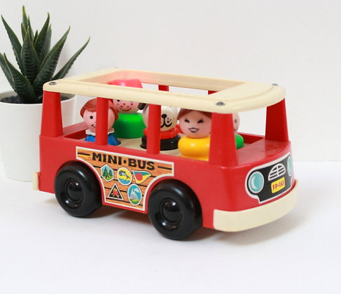 Mini-bus Fisher Price