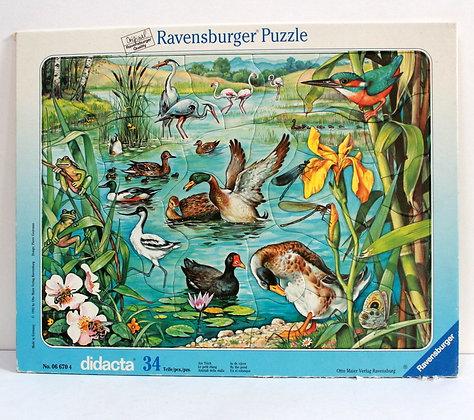 Puzzle Le petit étang