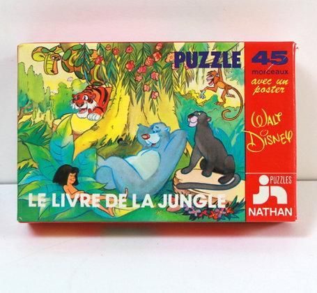 Puzzle Le livre de la jungle