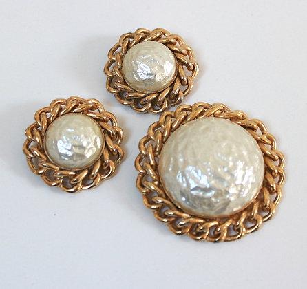 3 pièces vintage 1960