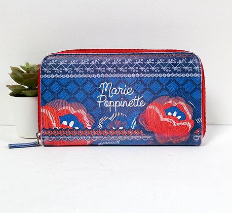 "Portefeuille compagnon ""Marie Popinette"""