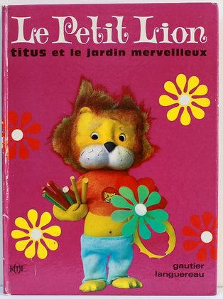 Le Petit Lion Titus et le jardin merveilleux