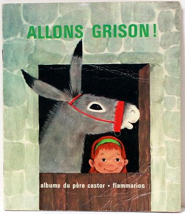 Allons Grison !