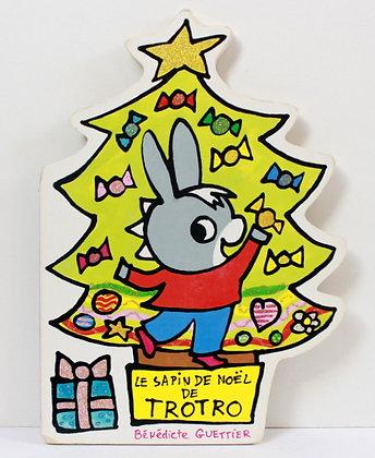 Le sapin de Noël de Trotro