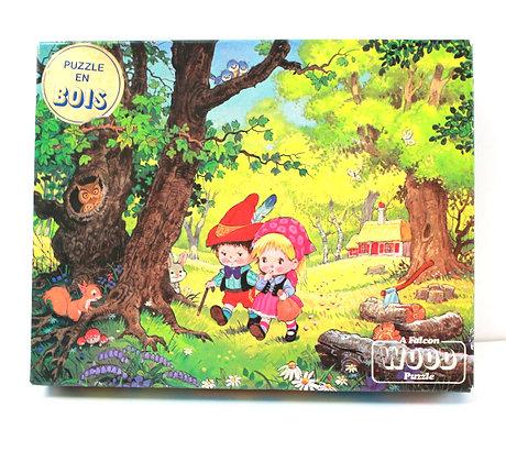 Puzzle Hansel et Gretel