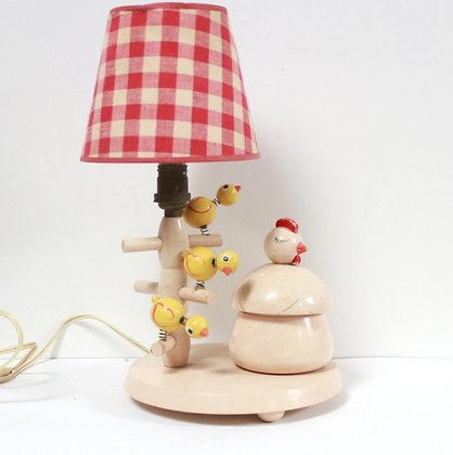 Lampe de chevet rétro 1950