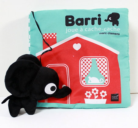 Livre textile Barri