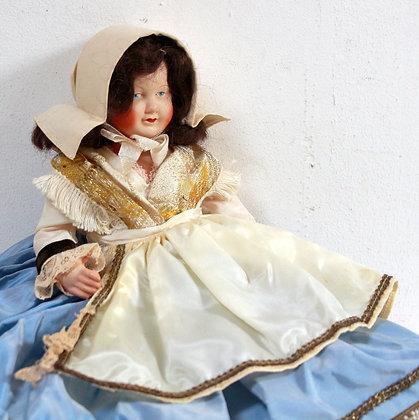 Très ancienne poupée Petit Colin