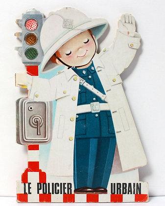 Le policier Urbain