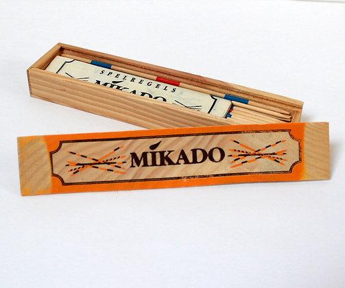 Jeu de Mikado rétro