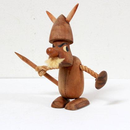 Viking vintage en bois de teck