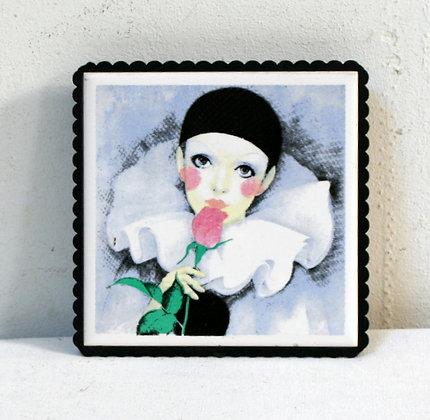 Dessous de plat Pierrot