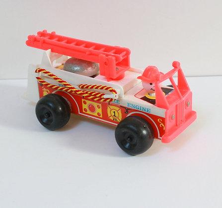 Camion de pompier Fisher Price