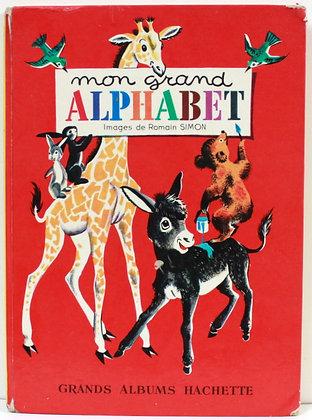 Mon grand Alphabet