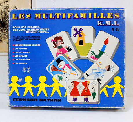 Les multifamilles KML