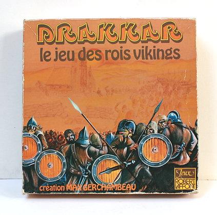 Drakkar le jeu des rois vikings