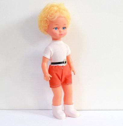 Poupée rétro 1970