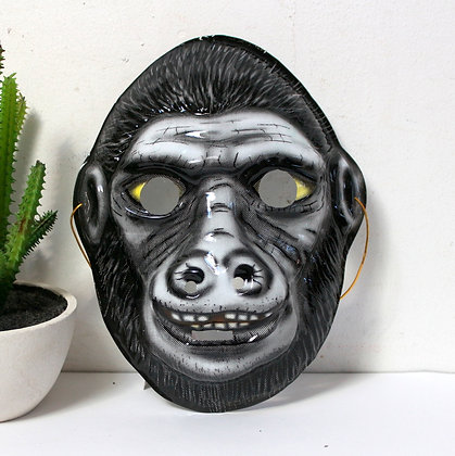Masque tête de gorille