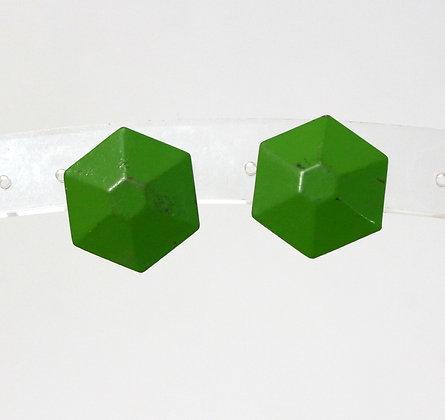 BO métal vert