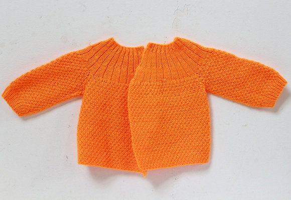 Gilet brassière orange