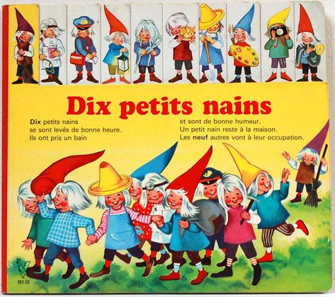 Dix petits nains