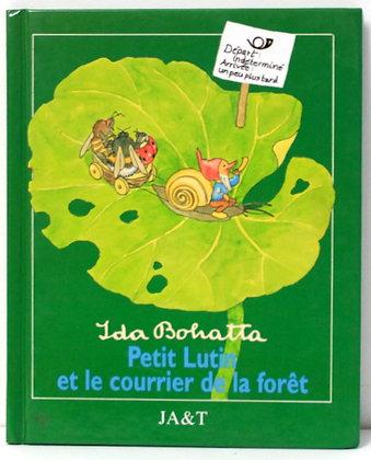 Petit Lutin et le courrier de la forêt