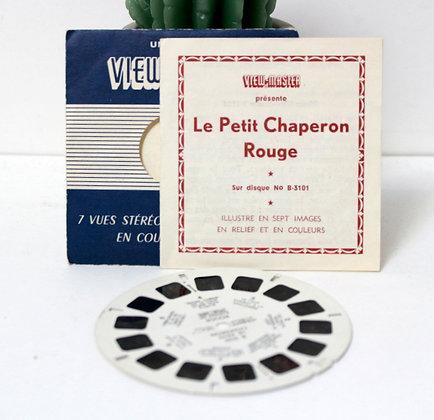 Le Petit Chaperon Rouge View-Master
