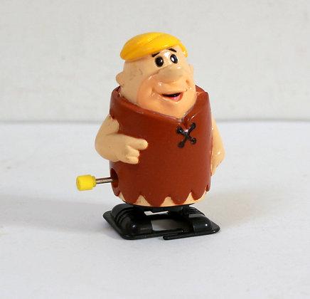 Figurine mécanique Barney Rubble