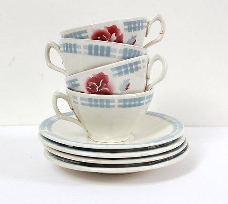 """Tasses à café """"Troyes"""""""