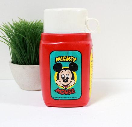 Gourde thermos Mickey