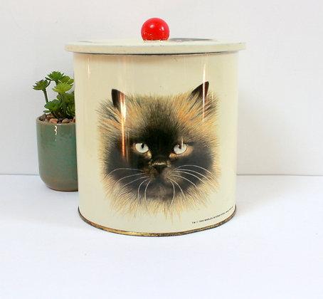 Boîte aux chats