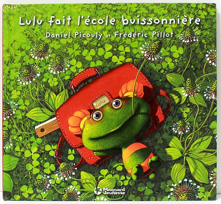Lulu fait l'école buissonnière