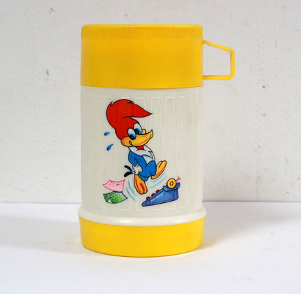 Bouteille thermos Woody Woodpecker