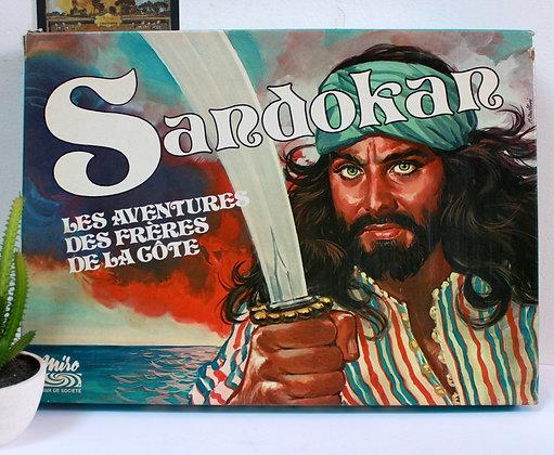 Sandokan, Les aventures des frères de la côte
