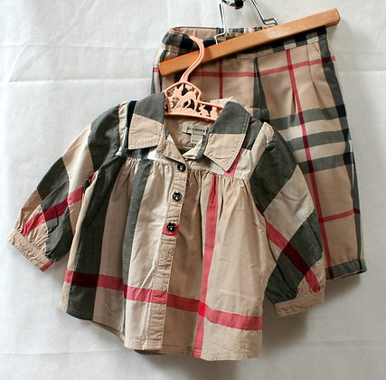 Ensemble bébé Burberry