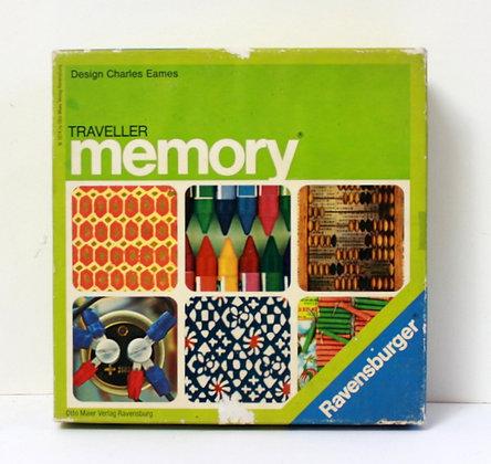 Traveller Memory Charles Eames 1974