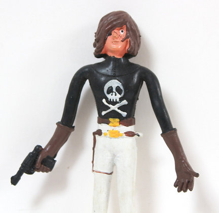 Figurine flexible Albator
