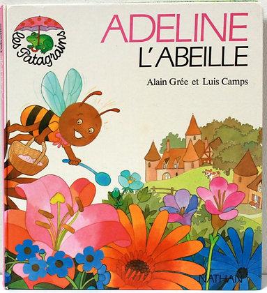 Adeline l'abeille