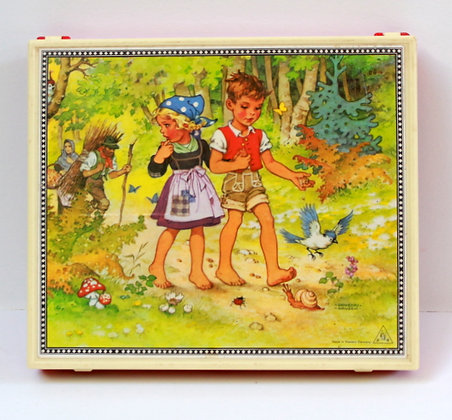 Cubes vintage Les contes