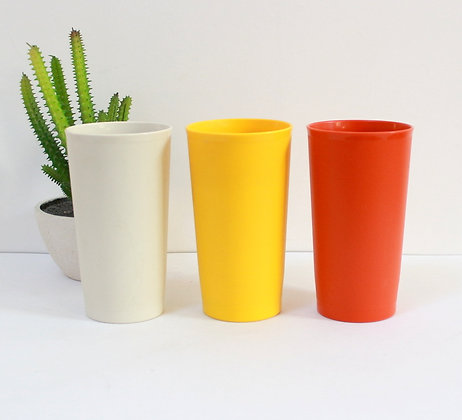Grands verres Tupperware
