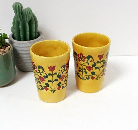 2 mugs bohèmes