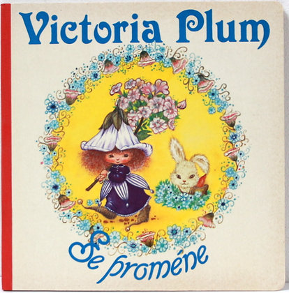 Victoria Plum se promène