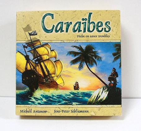 Caraïbes, pêche en eaux troubles