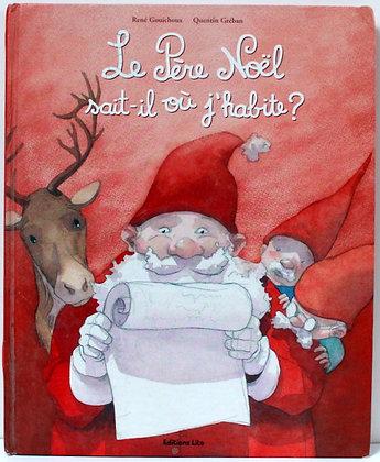 Le Père Noël sait-il où j'habite ?