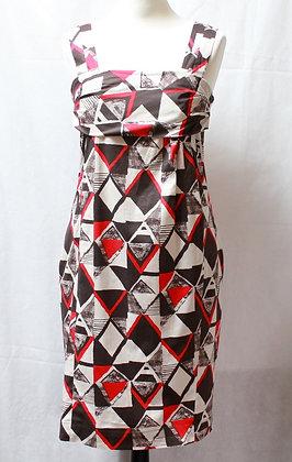 Robe d'été imprimé style ethnique