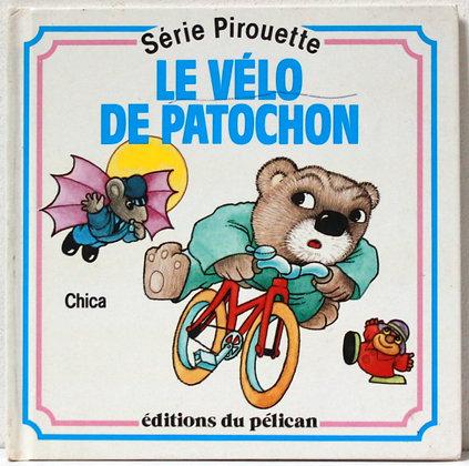 Le vélo de Patochon