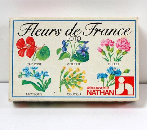 Loto Fleurs de France