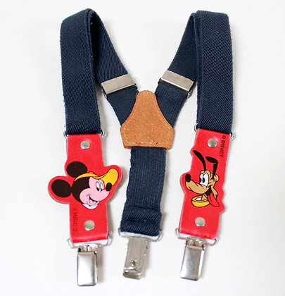 Bretelles Disney vintage